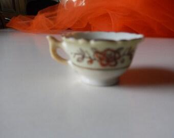 JAPAN CHILD'S MINIATURE Tea Cup