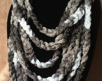 Infinity Chain Scarf