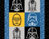 Star Wars Character Quilt Kit