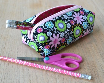 Flower Pencil Bag