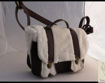 Viking Leather Satchel