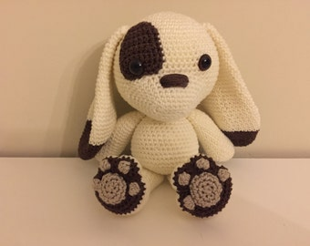 Puppy dog Amigurumi pattern