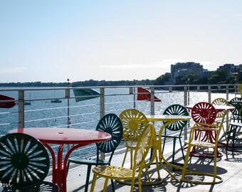 Uw terrace chair etsy for Mendota terrace