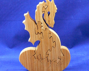 Hatchling Wood Puzzle