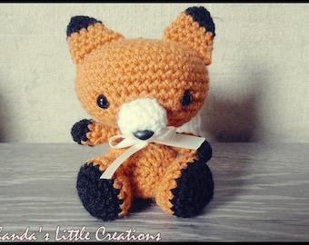 Baby Fox Amigurumi