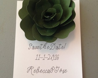 Wedding Save the Dates and Invitations