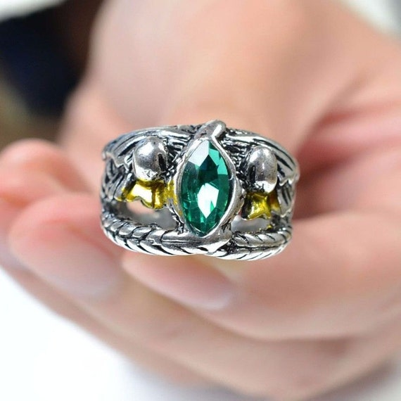 Aragorn Ring Of Barahir Lord Of The Rings By