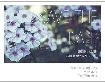 10 Wedding Save the Date Magnet