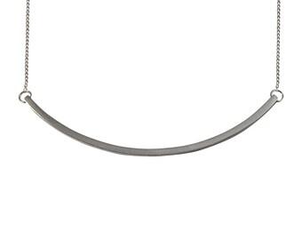 Large Bar Necklace