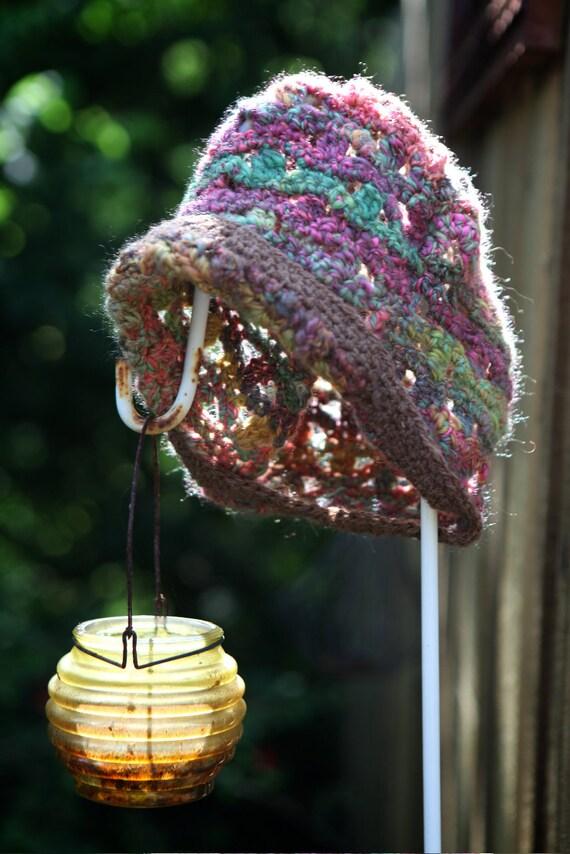 Handspun Loaghtan Wool Hat