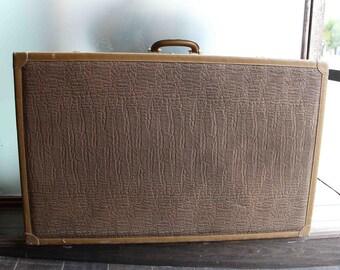 Vintage Louise Fontaine Suitcase