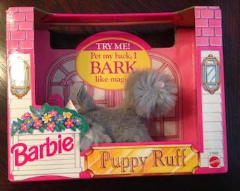 Barbie Puppy Ruff