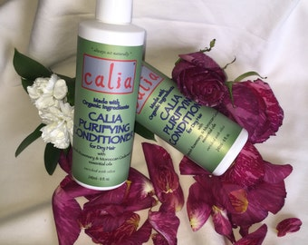 Calia's 8 oz Organic Purifying Conditioner for Dry Hair