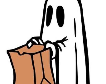 Ghost SVG
