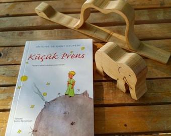 "The Little Prince ""Boa Digesting an Elephant"""