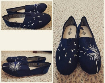 Dandelion shoes