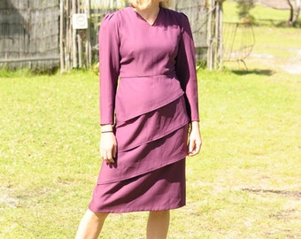 SALE Genuine vintage 1970's dress