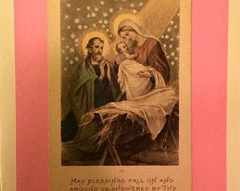 The Divine Hands of Infant Jesus