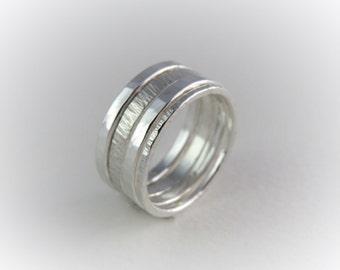 4 stacking rings