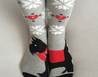 Christmas Gift, Women Socks, Cute Socks,Gift For Her
