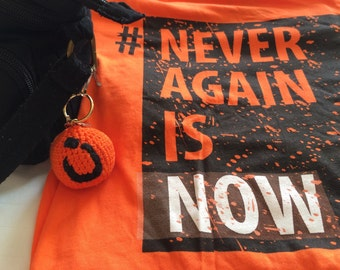 NEVER AGAIN is NOW! Nazarene ball hook