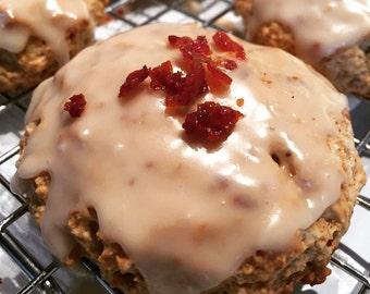 Brown Sugar Maple Bacon Scones