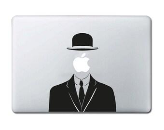 Sticker Apple Magritte