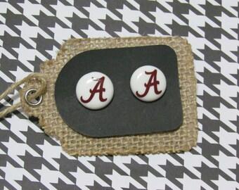 Alabama - ROLL TIDE - Earrings