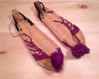 Handmade Chinese Straw Sandals