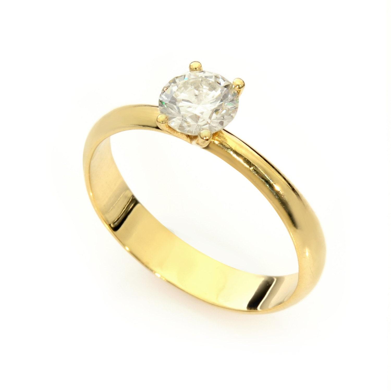 simple engagement ring elegant engagement ring unique