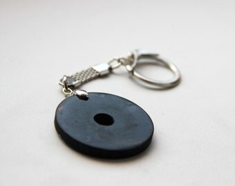 Shungite keychain (EMF protection) SK04
