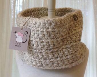 Crochet Children's Cuddly Cowl Scarf,Crochet Child's Scarf,Children's Cowl,Toddler Scarf,Child's Neck Warmer,Crochet Children's Cowl