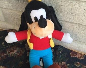 Vintage Disneyland Disney World Goofy