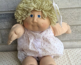 Vintage 1982 Cabbage Patch Kid