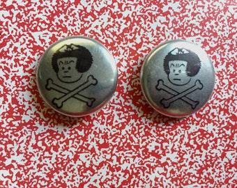 Nancy Punk Pins (2 Pack)