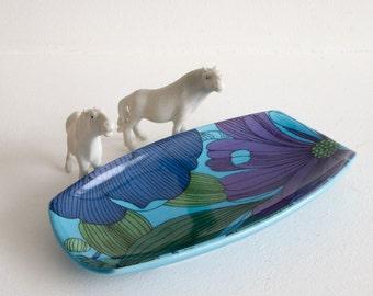 Vintage Surrey Ceramics trinket dish