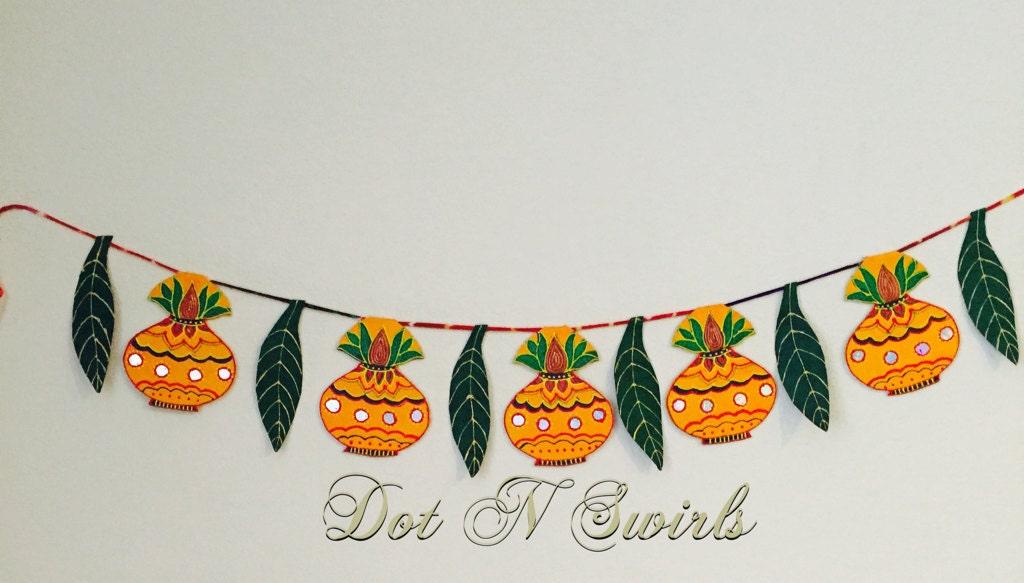 Classroom Door Decoration Ideas For Diwali ~ Handmadeuniquekalsh and mango leaf shape