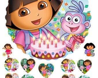 Dora cards | Etsy
