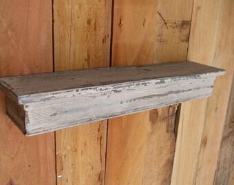 Custom shelf for Nancy Wren