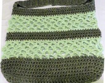Market Bag / Tote Handmade 12x13