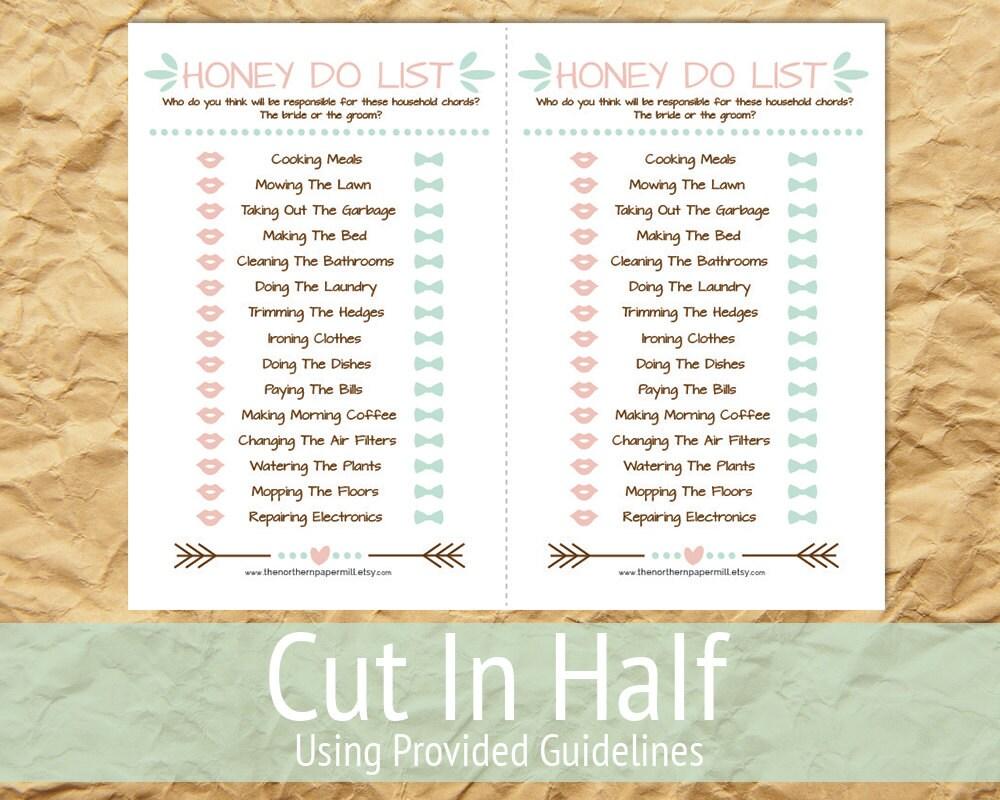 free printable lists cutecrafting