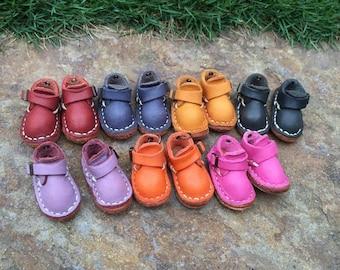 HandMade Blythe Outfit, Blythe Shoes - Monk Strap Shoe
