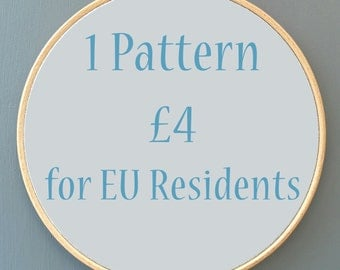 OFFER - VAT free chart. For EU residents (Email Only)