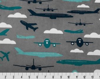 Airplane Fabric Etsy