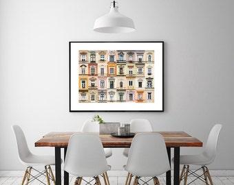 Print: Windows of the World - Brasov