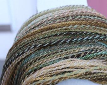 Handspun Yarn 2-ply Ultrafine Merino