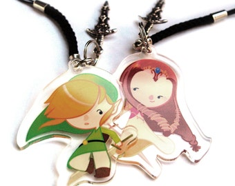 "2"" Acrylic Charm: Legend of Zelda"