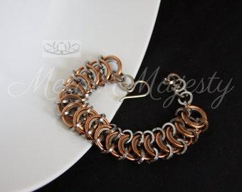 Chunky Vertebrae Bracelet