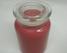Handmade 26 oz soy candle, pick your scent