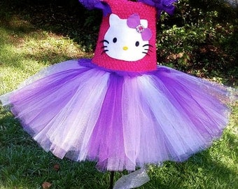 Hello kitty birthday outfit | Etsy